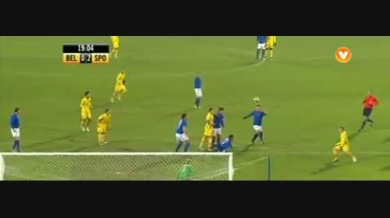 03J :: Belenenses - 3 x Sporting - 2 de 2014/2015 Taça da Liga