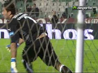 12J :: V. Setúbal - 0 x Sporting - 2 de 2009/2010