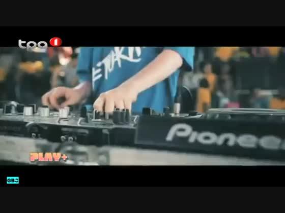 "Nsoki ft El Bruxo ""Tukina"" - Play+"