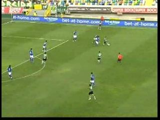 07J :: Sporting - 0 x Belenenses - 0 de 2009/2010