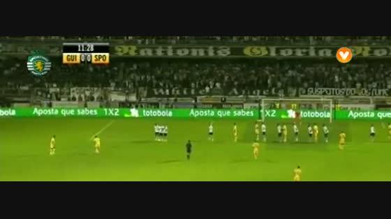 09J :: V. Guimarães -  3 x Sporting - 0 de 2014/2015