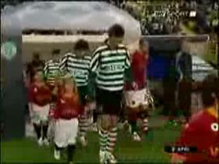 Sporting - 2 x Roma - 2 de 2007/2008