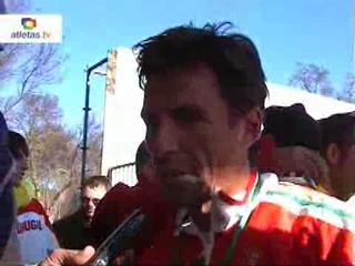 Atletismo :: Rui Silva, medalha de bronze nos europeus de corta mato em 2007
