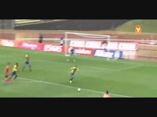 União Madeira 3-4 Paços de Ferreira - Golo de Cicero (50min)