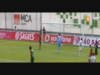 Resumo: Moreirense 2-1 Marítimo (15 Maio 2016)