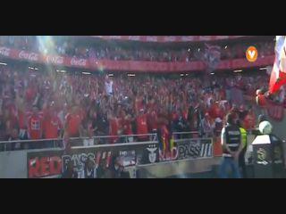 Benfica 4-1 Nacional - Golo de Jonas (39min)