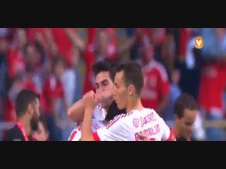 Marítimo 2-6 Benfica - Golo de K. Mitroglou (38min)