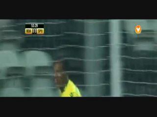 Boavista 1-3 Sporting CP - Golo de A. Carrillo (54min)