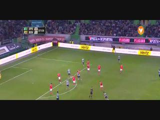 Resumo: Sporting CP 1-1 Benfica (2-1 ap.) (21 Novembro 2015)