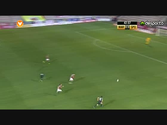 17J :: Maritimo - 0 x Sporting - 3 de 2010/2011