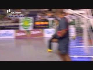 Andebol :: 10J :: Sporting - 29 x Porto - 31 de 2009/2010 - 2 Fase