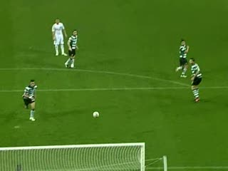 18J :: Sporting - 1 x Académica - 2 de 2009/2010