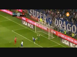 Porto 2-0 Penafiel - Golo de V. Aboubakar (82min)