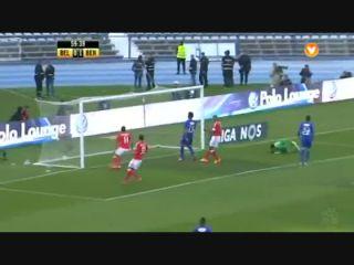 Belenenses 0-2 Benfica - Golo de Jonas (60min)