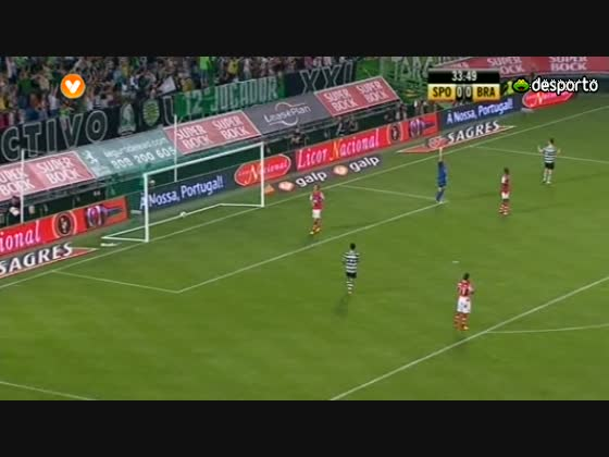 30j :: Sporting - 3 x Braga - 2 de 2011/2012