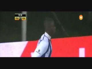Penafiel 1-3 Porto - Golo de J. Martínez (34min)