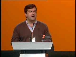 Duarte Marques no Congresso do PSD sobre a revisão programática