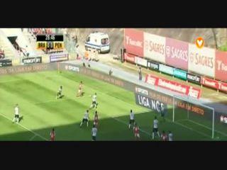 Sporting Braga 4-0 Penafiel - Golo de Rúben Micael (29min)