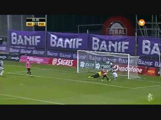 Nacional 1-1 Porto - Goal by Wagner (62')