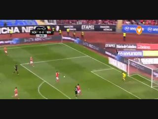 Académica 1-2 Benfica - Golo de Pedro Nuno (17min)