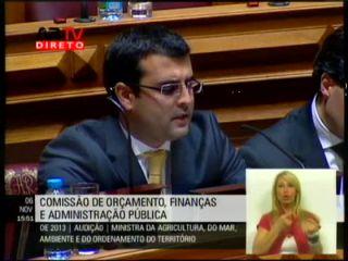 Bruno Coimbra questiona Ministra Assunção Cristas sobre Reabilitação Urbana
