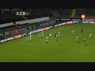 Resumo: Vitória Guimarães 1-0 Vilafranquense (15 December 2016)