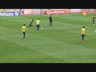 União Madeira 3-4 Paços de Ferreira - Golo de Breitner (42min)