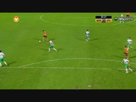 Moreirense - 3 x Sporting - 2 (ap) de 2012/2013 Taça de Portugal