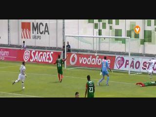 Moreirense 2-1 Marítimo - Golo de Rafael Martins (20min)
