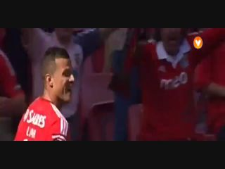 Benfica 4-0 Penafiel - Golo de Lima (8min)