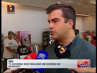 Duarte Marques no Programa da TVI 24