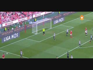 Benfica 2-0 Boavista - Golo de Goncalo Guedes (39min)