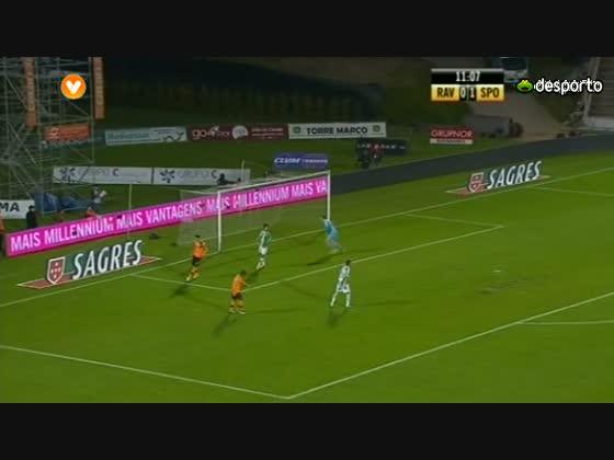 17J :: Rio Ave - 2 x Sporting -1 de 2012/2013