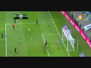 Resumo: Tondela 1-2 Sporting CP (14 Agosto 2015)