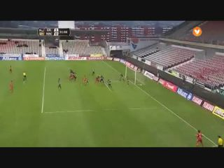 Resumo: Gil Vicente 1-0 Nacional (13 Janeiro 2016)