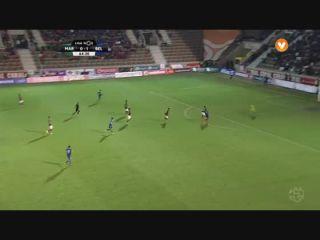 Marítimo 1-2 Belenenses - Golo de Miguel Rosa (65min)