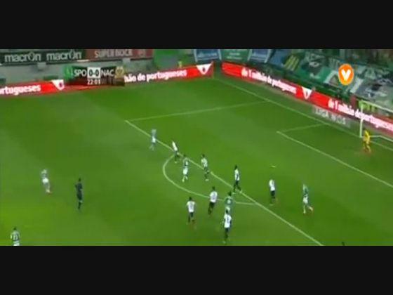 05J :: Sporting - 1 x Nacional da Madeira - 0 de 2015/2016