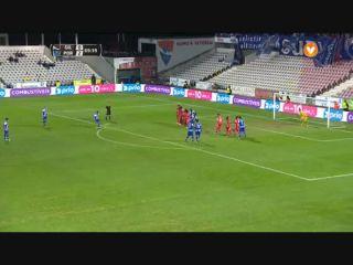 Gil Vicente 0-3 Porto - Golo de Sergio Oliveira (71min)