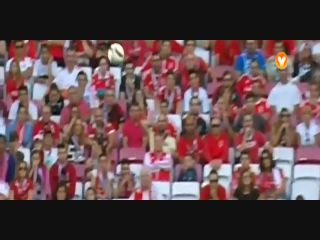 Resumo: Benfica 3-0 Paços de Ferreira (26 Setembro 2015)