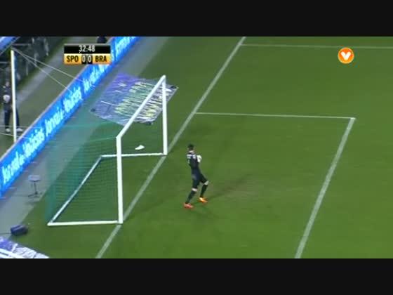 21J :: Sporting - 2 x Braga - 1 de 2013/2014