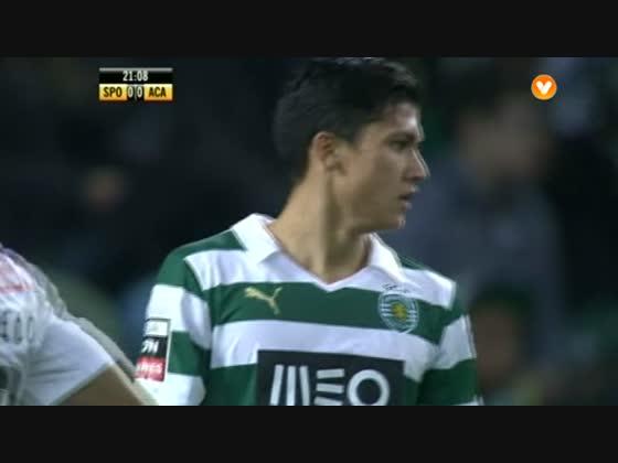 17J :: Sporting - 0 x Académica - 0 de 2013/2014