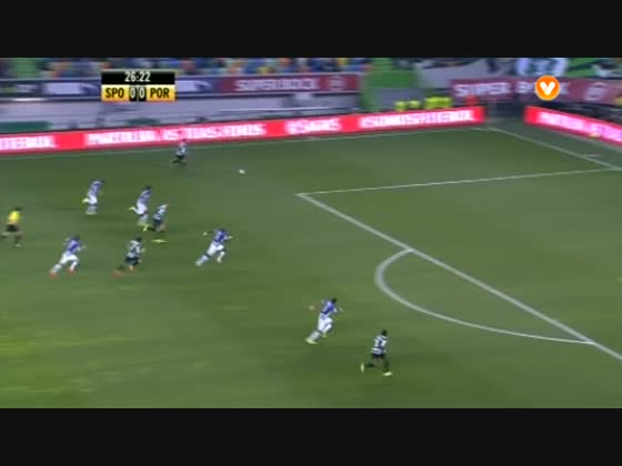 23J :: Sporting - 1 x Porto - 0 de 2013/2014