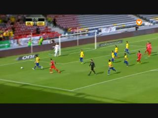 Resumo: Gil Vicente 0-0 Estoril (19 Abril 2014)