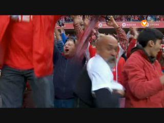Benfica 2-0 Olhanense - Golo de Lima (60min)