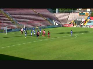 Resumo: Trofense 1-0 Feirense (3 Agosto 2014)