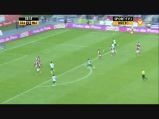 Sporting Braga 1-1 Marítimo - Golo de André Ferreira (89min)
