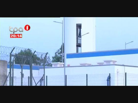 Nova estação de água vai melhorar distribuição em Kiwaba Nzoji