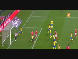 Resumo: Benfica 3-1 Arouca (23 Janeiro 2016)