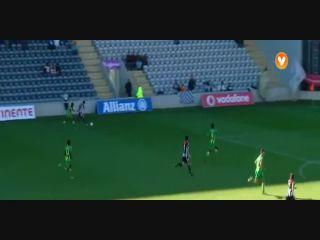 Nacional 3-1 Tondela - Golo de Salvador Agra (36min)