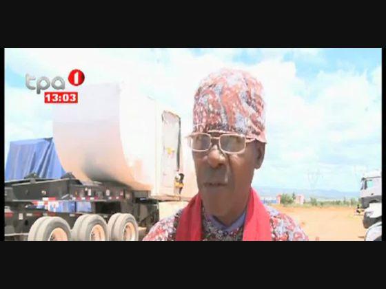 Fornecimento de energia eléctrica no Huambo vai ser reforçado com 50 Megawatts